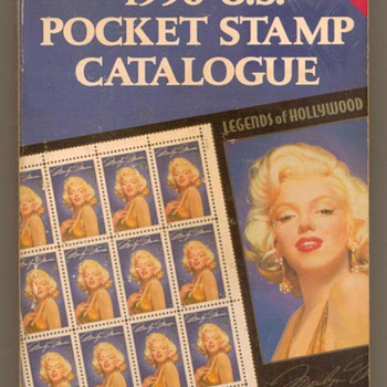 1996 - Scott U.S. Pocket Stamp Catalogue - Books