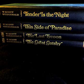F. Scott Fitzgerald Collection Copyright.(1948)- (1969) - Books