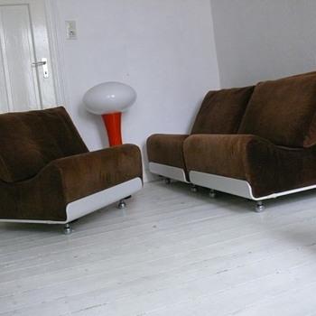 """luigi colani designed """"orbis"""" for Cor - Furniture"""