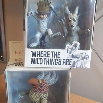 Where The Wild Things Are! - Toys