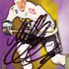Signed Hockey cards