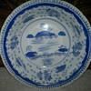Large BLue & White  Chinese Bowl