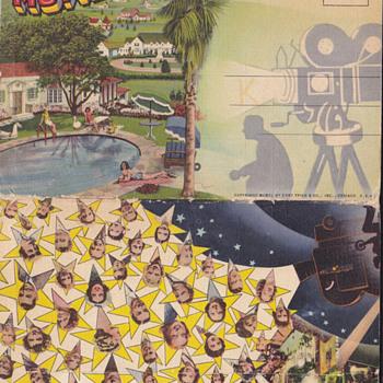 Postcard - Postcards