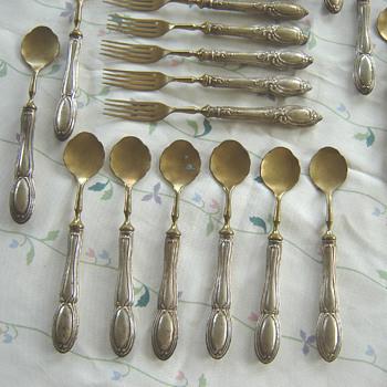 Antique Solinger Cutlery