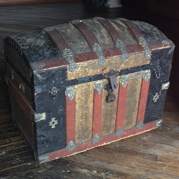 Trunk with history attached.