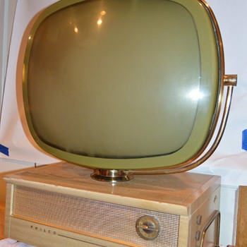 Just found a Philco Predicta! - Mid-Century Modern