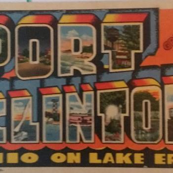 Large Letter - Postcards