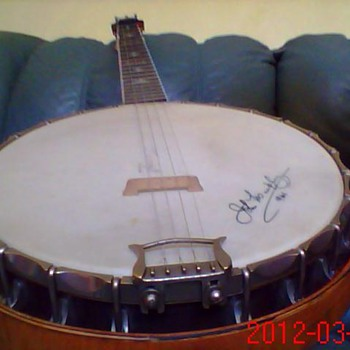abbott banjo - Guitars