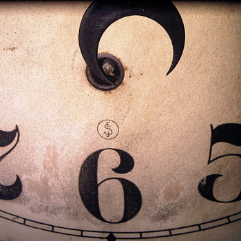 MY ANTIQUE WALL CLOCK...WHO MADE IT? - Clocks