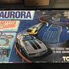 Three Aurora Ho race tracks