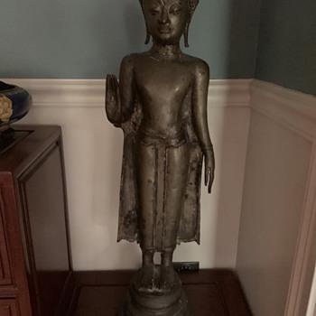 Statue - Asian