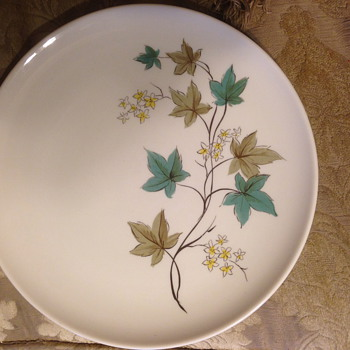 Plate/Dishes set - China and Dinnerware