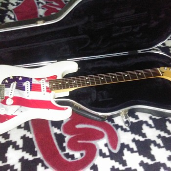 Happy Independence Day U.S.A.!!! - Guitars