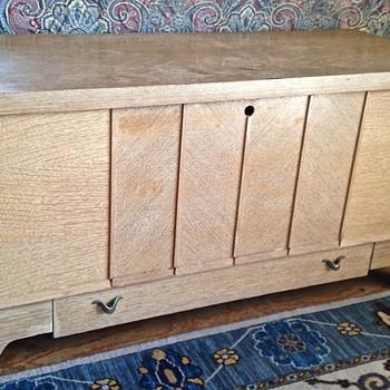 Lane Cedar Chest 1959 - Furniture
