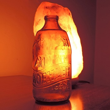 1977 Koehler Beer Bottle Embossed - Bottles