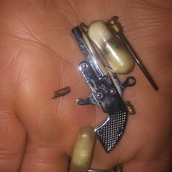 My New Tiny Japan Atom 2 mm PinFire Gun - Toys