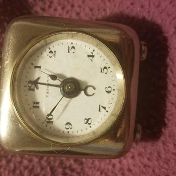 Solidly built Alarm Clock (German?) - Clocks