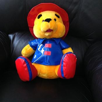 Paddington Bear Classic Toy Company 1998