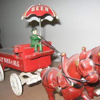 Schultz' Beer & Ale - Advertising