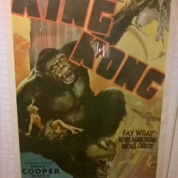 King Kong Poster - Movies