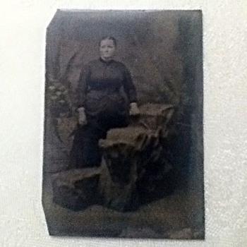 Tintype Photographs - Photographs