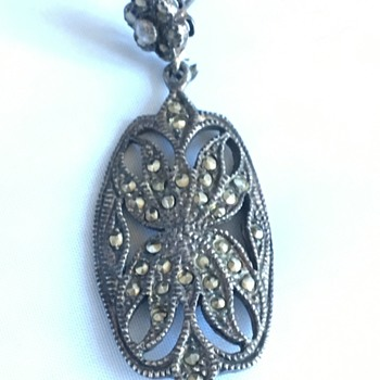 Vintage silver earring - Fine Jewelry