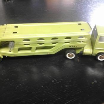 Marx Vehicle Transport  - Toys