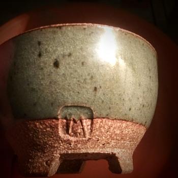 Warren Mackenzie? My favorite lidded bowl/pot. Maker? - Pottery
