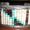 Zuni(?) Hishi Bead Bracelet
