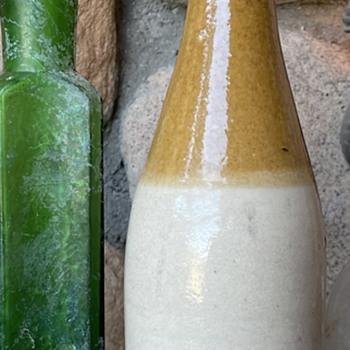 Pottery Bottle - Bottles