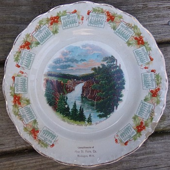 Advertising Plates