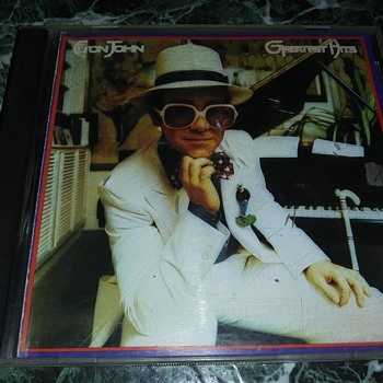 'Rocketman'..In Theaters May 31, 2019....Sir Elton John On Compact Disc - Music Memorabilia