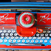 My Vintage Toy Typewriter Collection