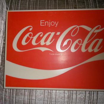 Sign off a Coke machine??? - Coca-Cola