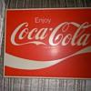 Sign off a Coke machine???