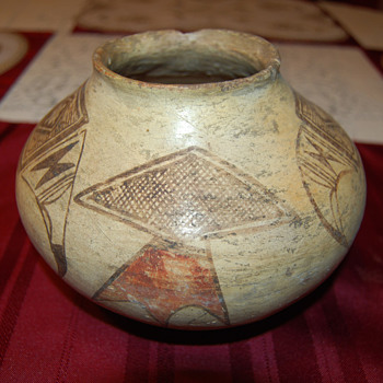Native American Mid-Western Bowl - Native American