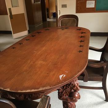 Historic Piece - Furniture