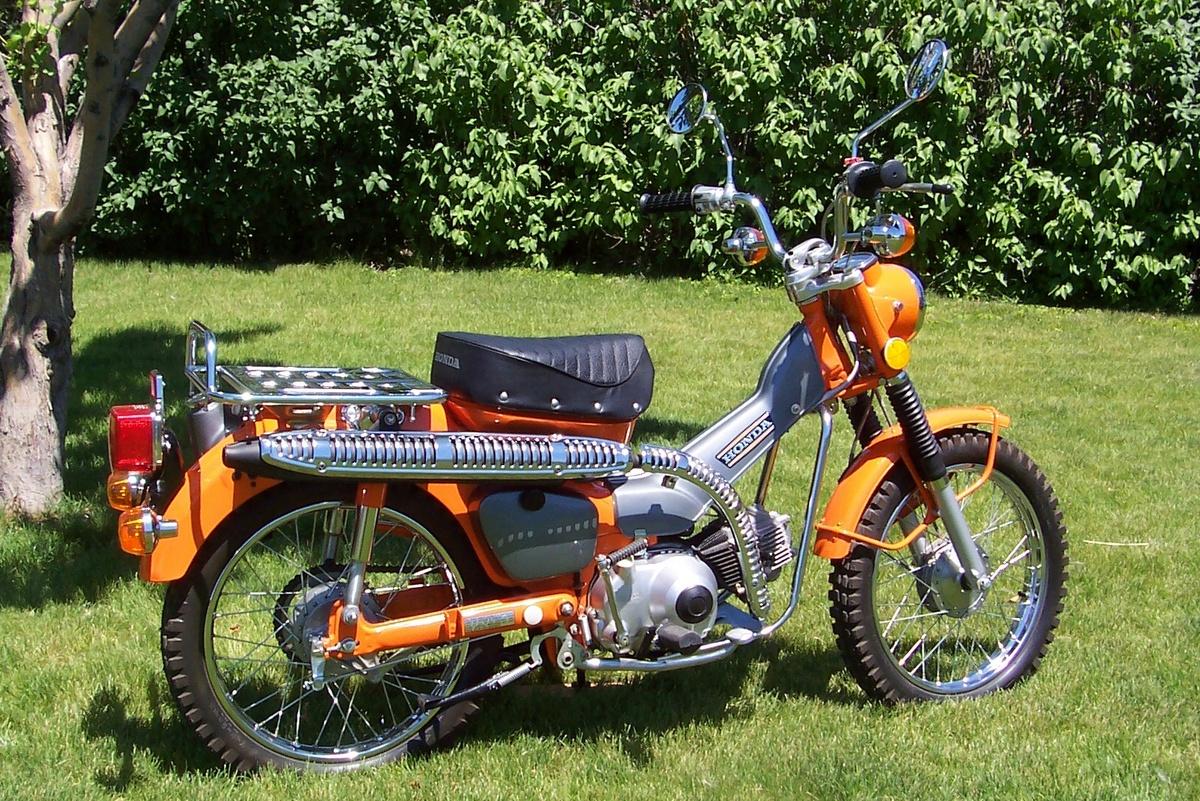 Jangan Kaget, Motor Bebek Lawas Honda Ini Punya Transmisi 8 Percepatan