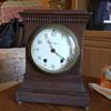 Seth Thomas steeple mantle clock.