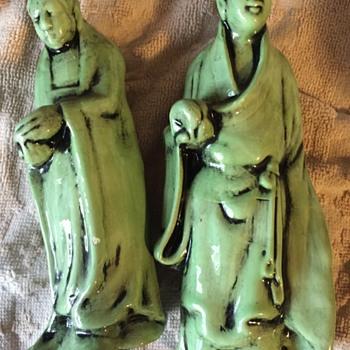 Asian figurines - Figurines