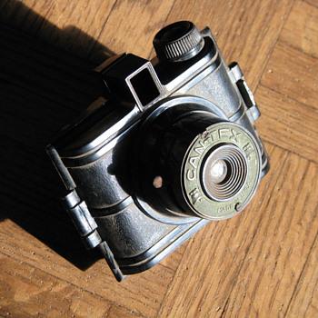 1956 Can-Tex Camera - Cameras