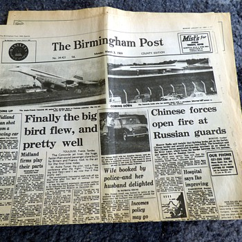 1969-the concorde/the budget-british newspapers-birmingham post.