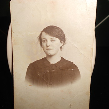 Grannie. About 1910