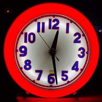 NEON CLOCKS!!! - Clocks