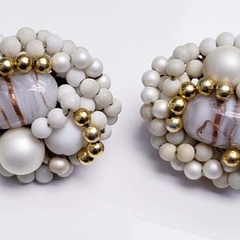 Carnegie Haskell etc - Costume Jewelry