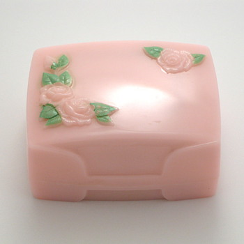 pink roses ring box - Fine Jewelry