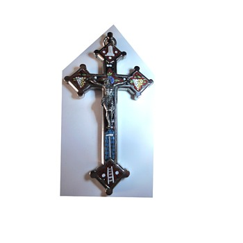 (Micro) Mosaic cross