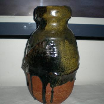 Unique pottery vase - Pottery
