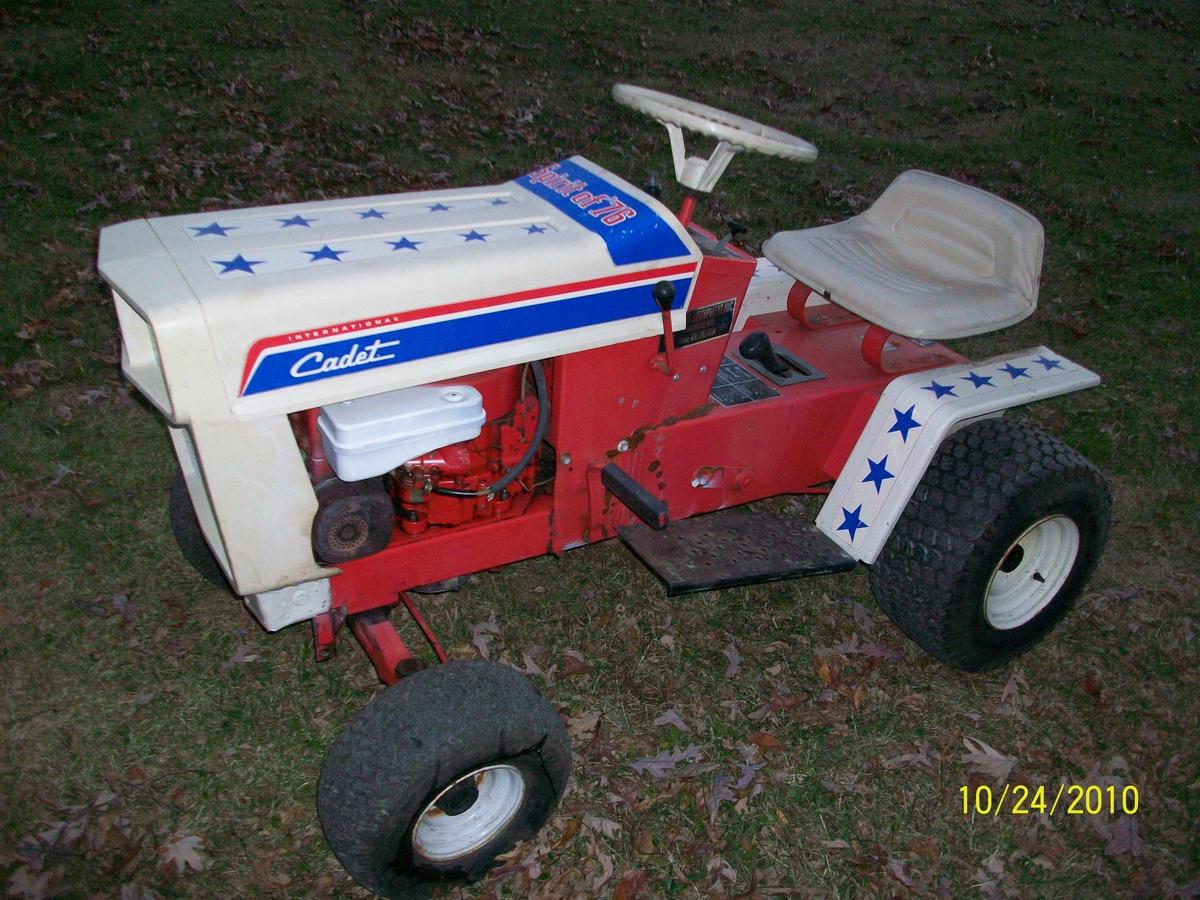 Collector Cub Cadet Tractors : Spirit of international cub cadet collectors weekly