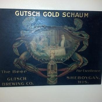 Gutsch Brewing Co., Sheboygan, Wisconsin